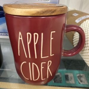 Rae Dunn APPLE CIDER mug
